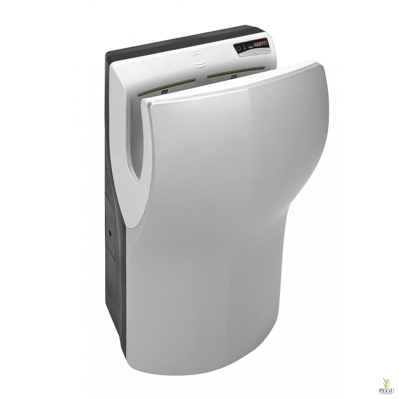 Kätekuivati ilma harjadeta Mediclinics Dualflow PLUS M24, sensoriga satiin ABS