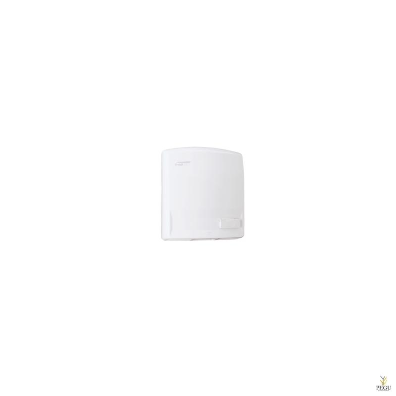 Рукосушитель Mediclinics Junior Plus сенсор, ABS белый, с кнопкой