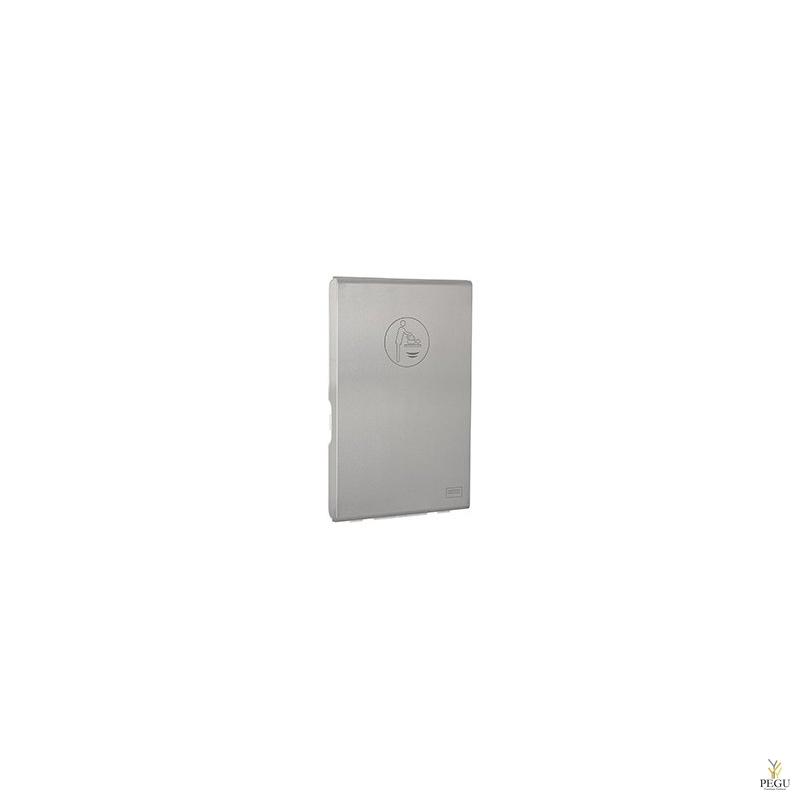 Пеленальный столик Mediclinics вертикальный пластик+AISI304