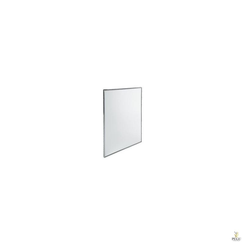 Зеркало Mediclinics нержавеющая сталь L800 W600