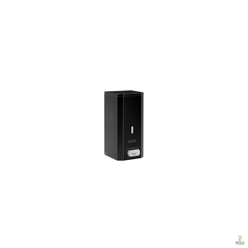 Дозатор для пены Н/Р сталь чёрный 1,5L