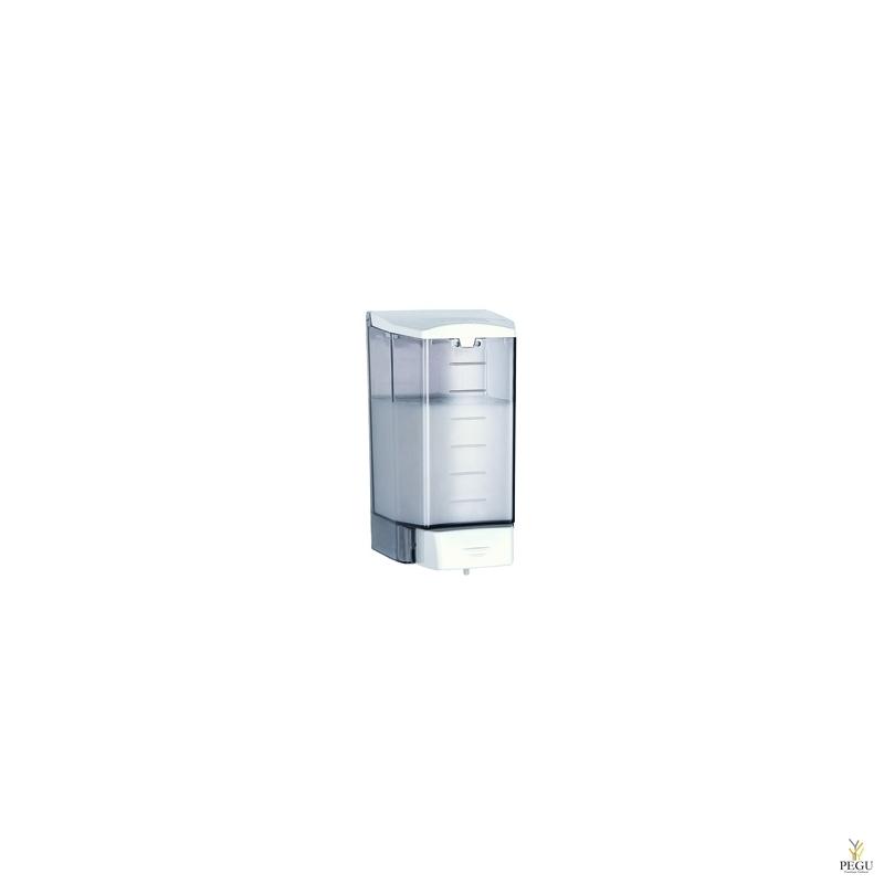 Дозатор для мыла ABS, белый 1,1L