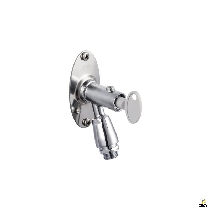MORA незамерзающий садовый кран 400mm, ключ+вакумный клапан