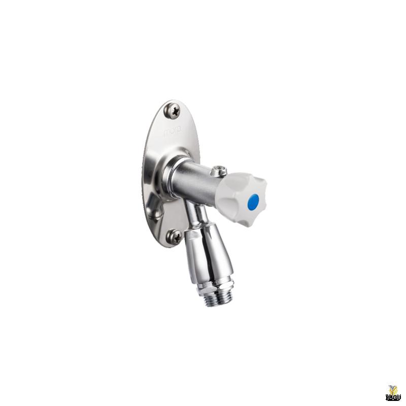 MORA незамерзающий садовый кран 400mm, вентиль+вакумный клапан