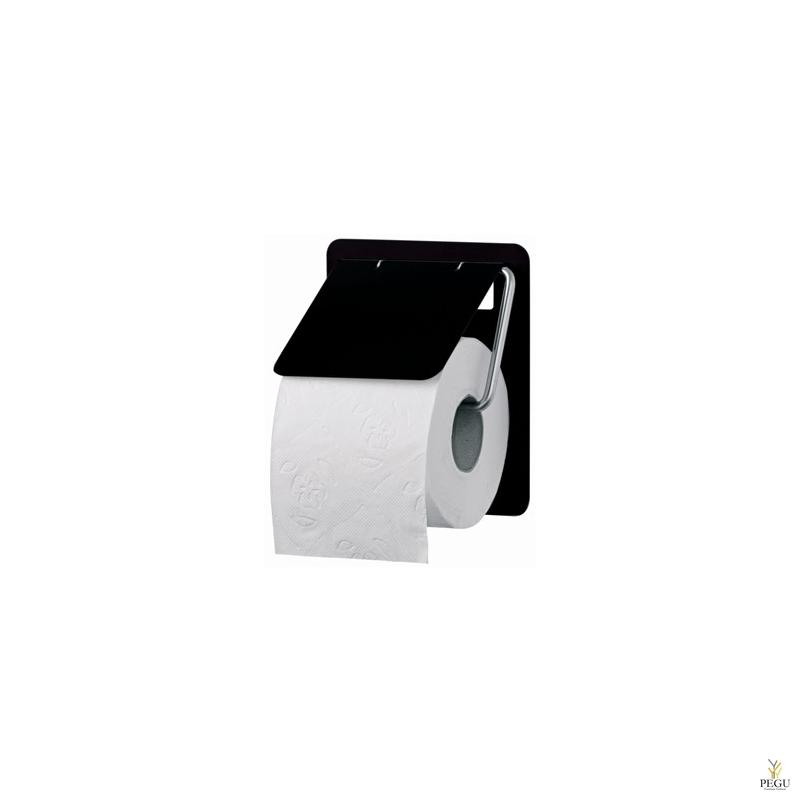Ophardt WC держатель для туалетной бумаги TRU 1 P Н/Р сталь матовый чёрный