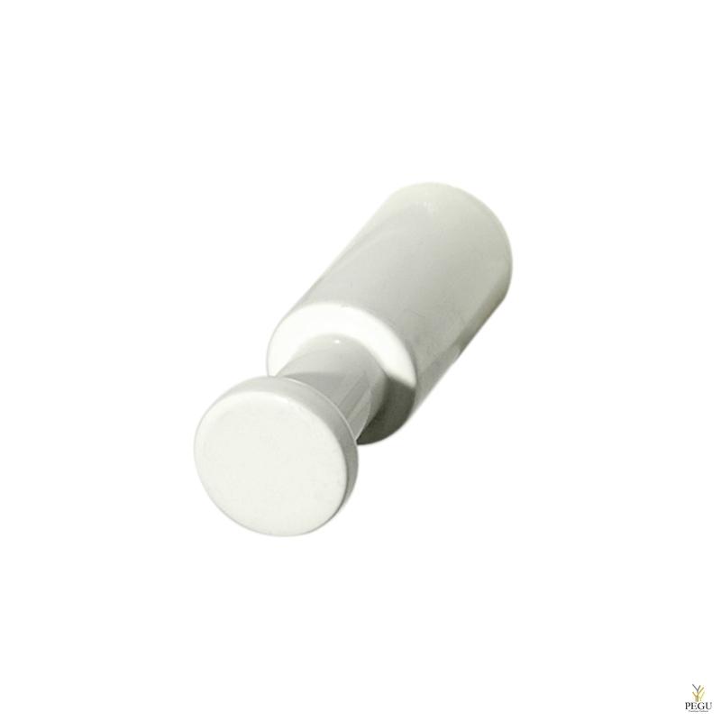 Крючек UHU P, Н/Р сталь , белый