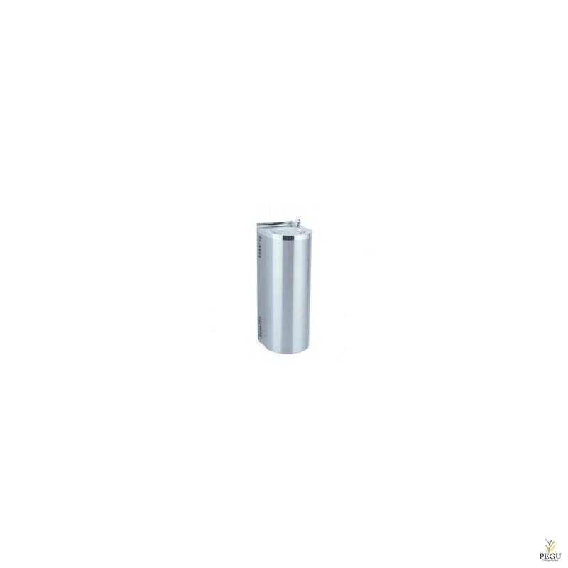 Питьевой фонтан крепление к стене, до пола Н/Р сталь