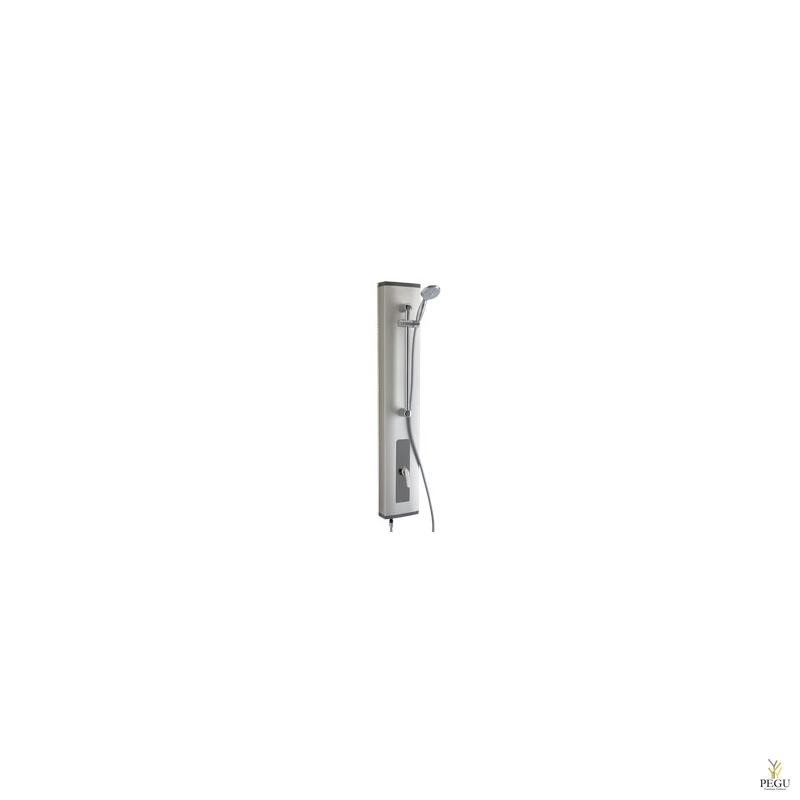 Душевая панель с рычажным смеситеелм, и лифтом PRESTOTEM2 SINGLE CONTROL