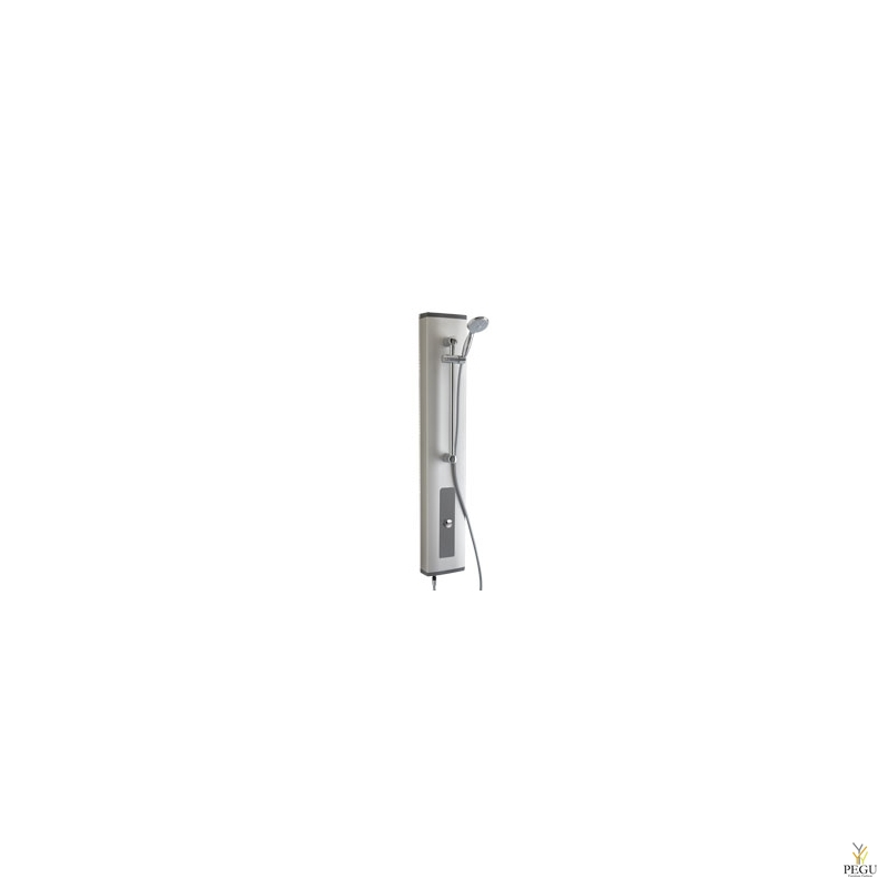 Душевая панель на смешанную воду, самозапорный механизм, с лифтом PRESTOTEM2 P50, 30 sek рабочий цикл