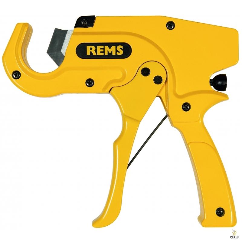 Ножницы для резки труб  REMS ROS P 35 A