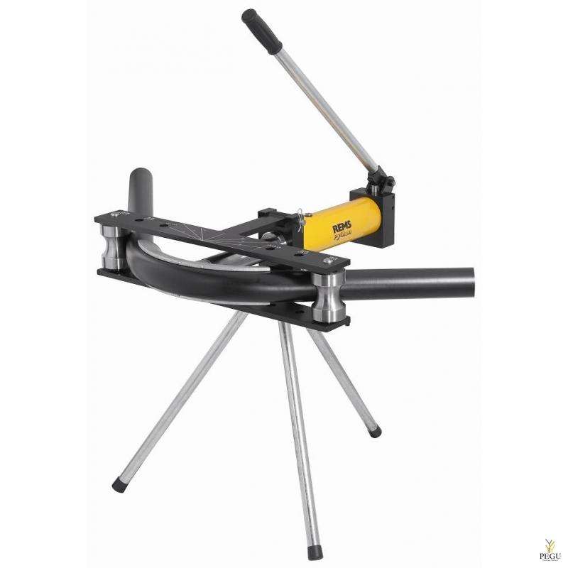 REMS гидравлический трубогиб REMS Python Set V40-50-63mm