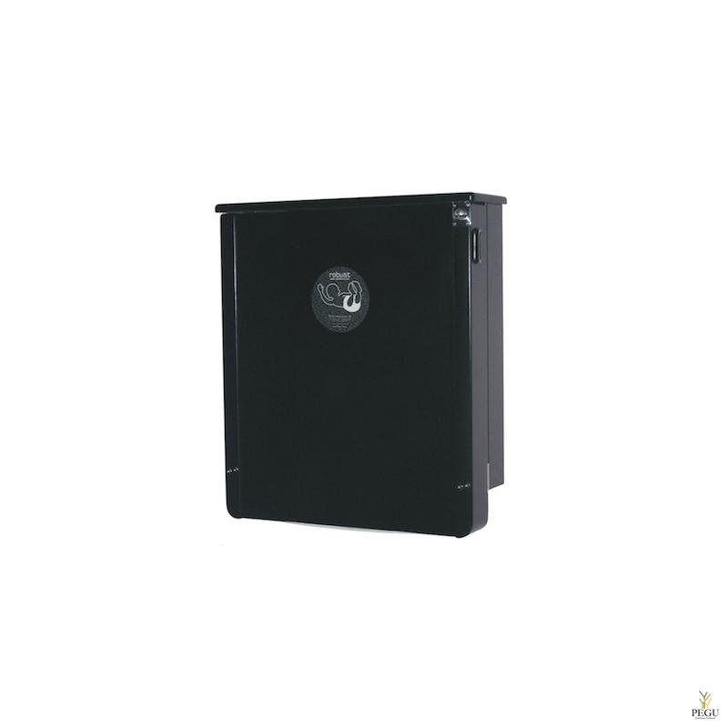 Пеленальный столик Robust Black, для помещений общего пользования