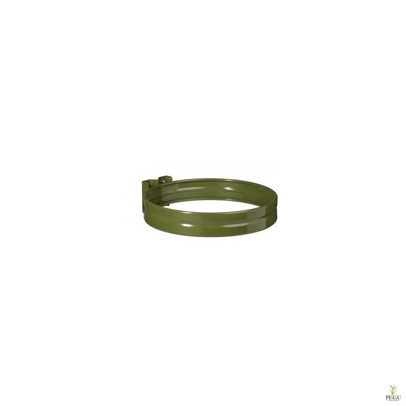 Kaitse komplekt adaptoriga Prügikotihoidjale COLLEC olive roheline