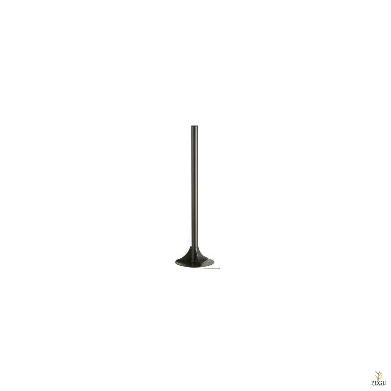 Ножка фиксированная для держателя мешка ECOLLECTO,XELOS,PROXIMI магний серый