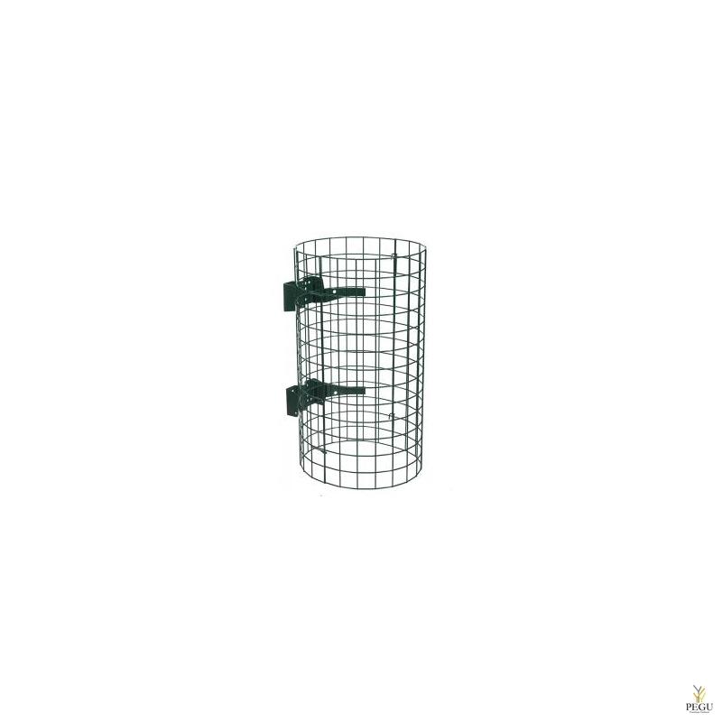Kaitse Prügikotihoidjale COLLEC roheline RAL6005