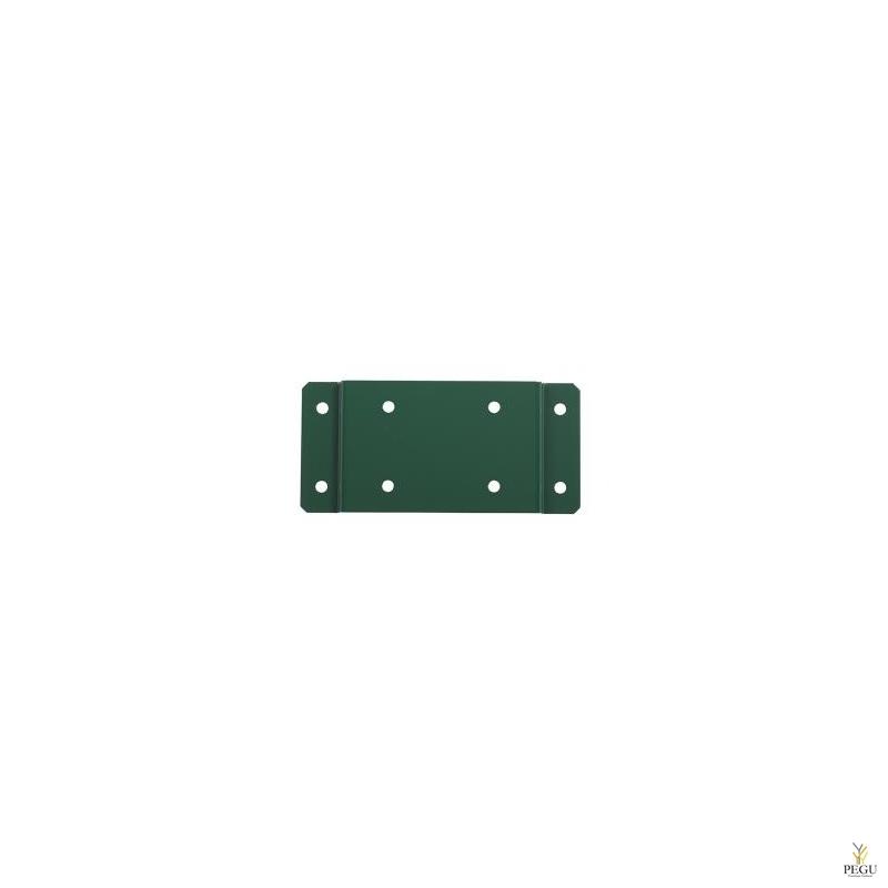 Seinakinnitus plaat olive roheline RAL6003