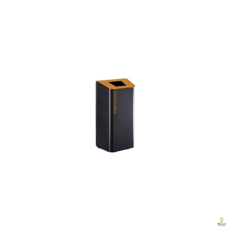 Sorteerimise prügikast Rossignol KOLOTRI 80L pruun RAL8001 kassett