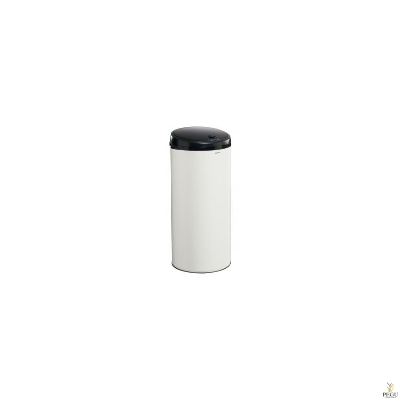 Rossignol SENSITIVE бесконтактная урна 45L белая RAL9016