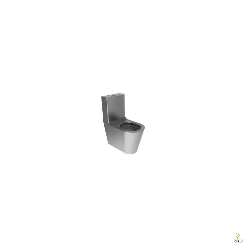 WC Monobloco 0021 Н/Р сталь