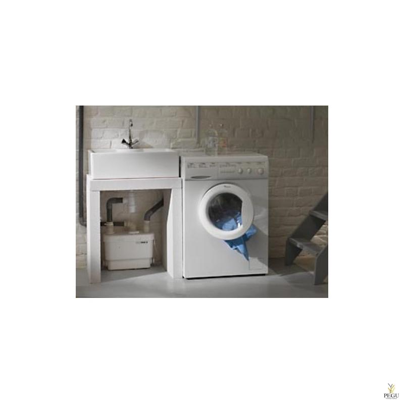 Reovee pumpla Sanivite (  sobib:WC pott + valamu + dušš + bidee + köögivalamu +nõudepesumasin+pesumasin )