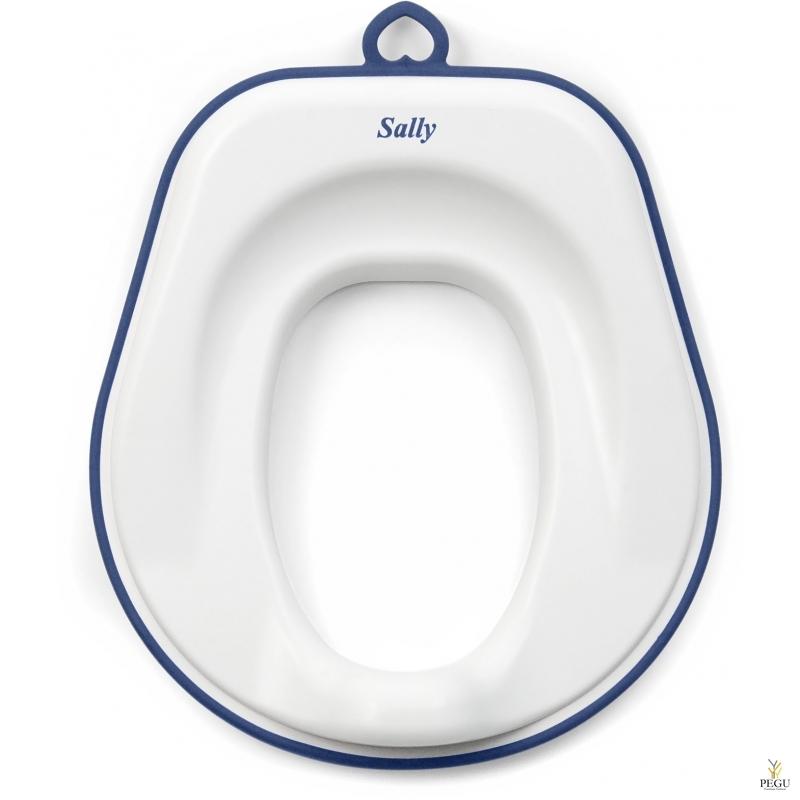 Separett детское сиденье Sally, синий рант