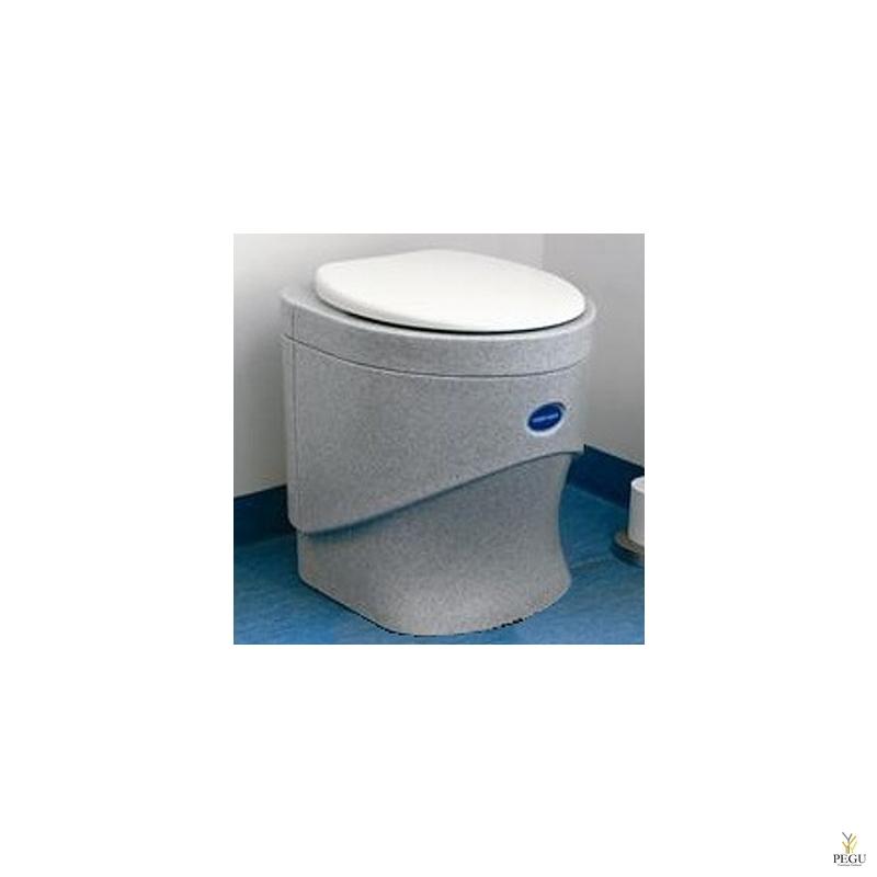 Separett сухой туалет Sanitoa с ведром, гранит