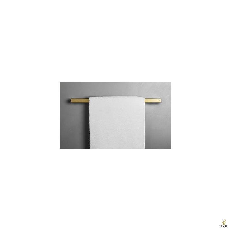 7082 держатель для полотенца 605 mm Reframe покрытие: латунь