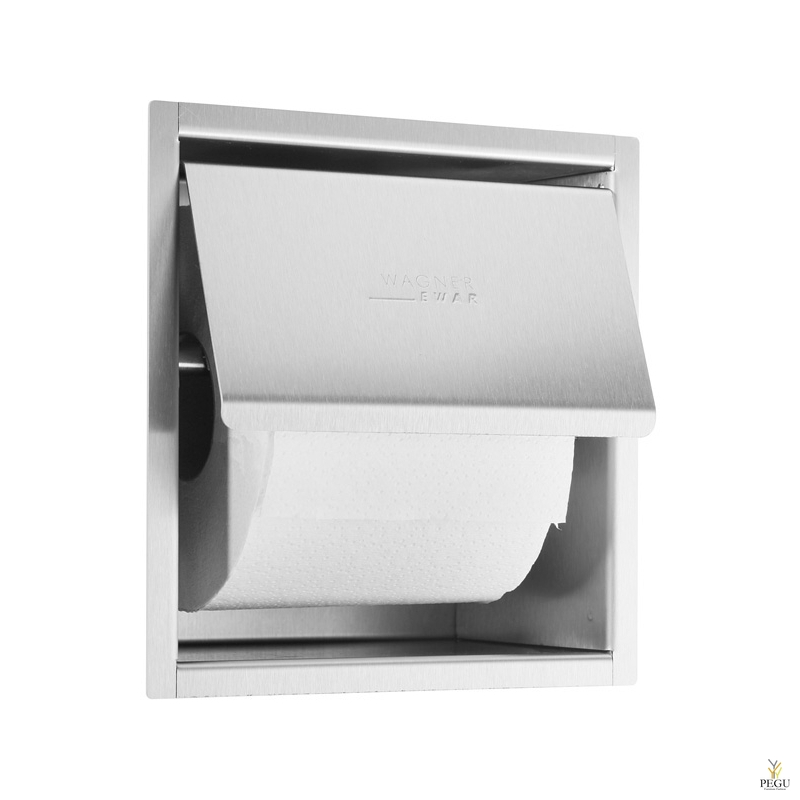WC paberihoidja süvistatud 1 rull , R/V teras poleeritud