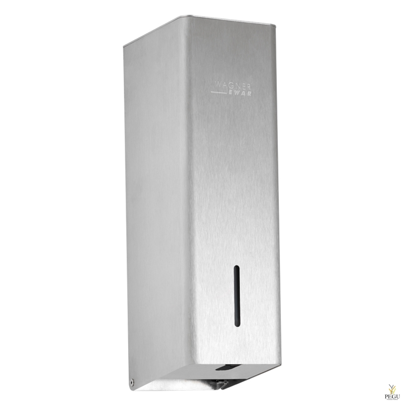 Бесконтактный дозатор для жидкого мыла 850ml P-Line PP102e-1 Н/Р сталь сатин