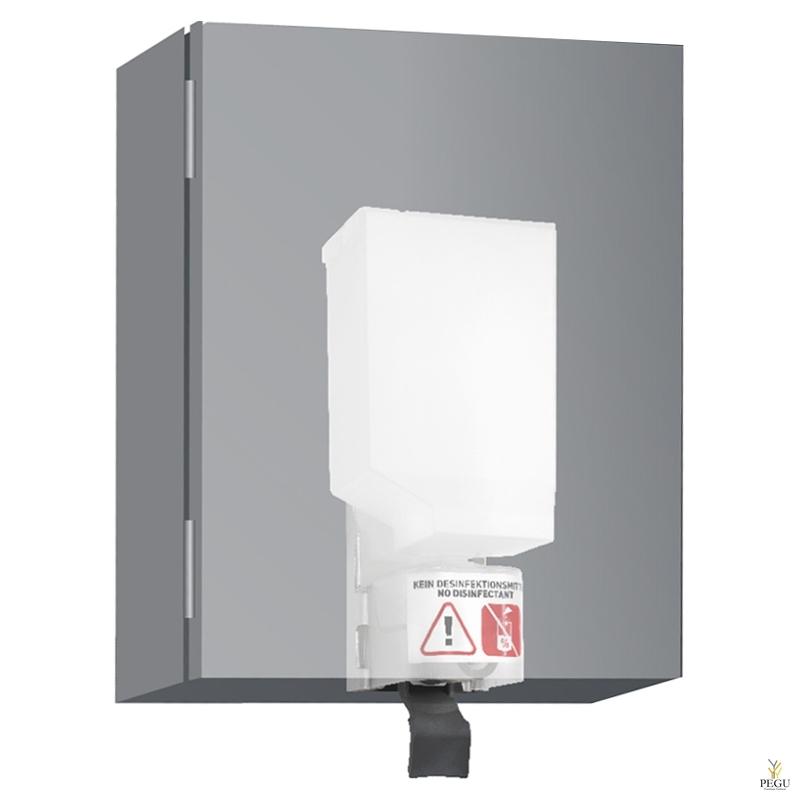 Wagner Ewar дозатор для мыла в шкаф 950ml бутылка Н/Р сталь сатин
