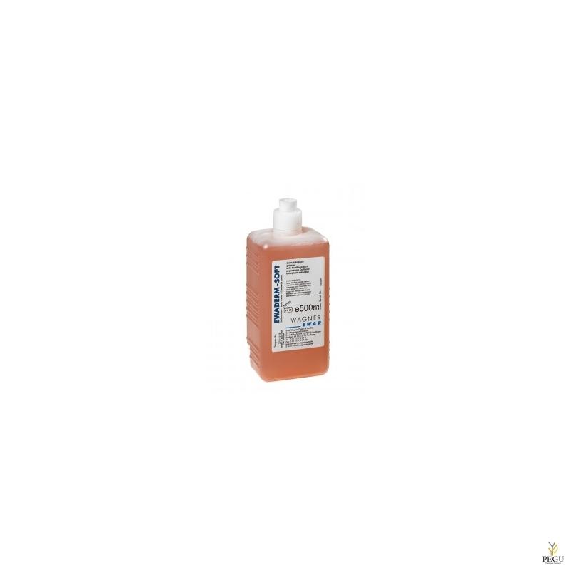 Vedelseep Ewaderm soft, WAGNER EWAR, pudel 500ml (12 tk kast)