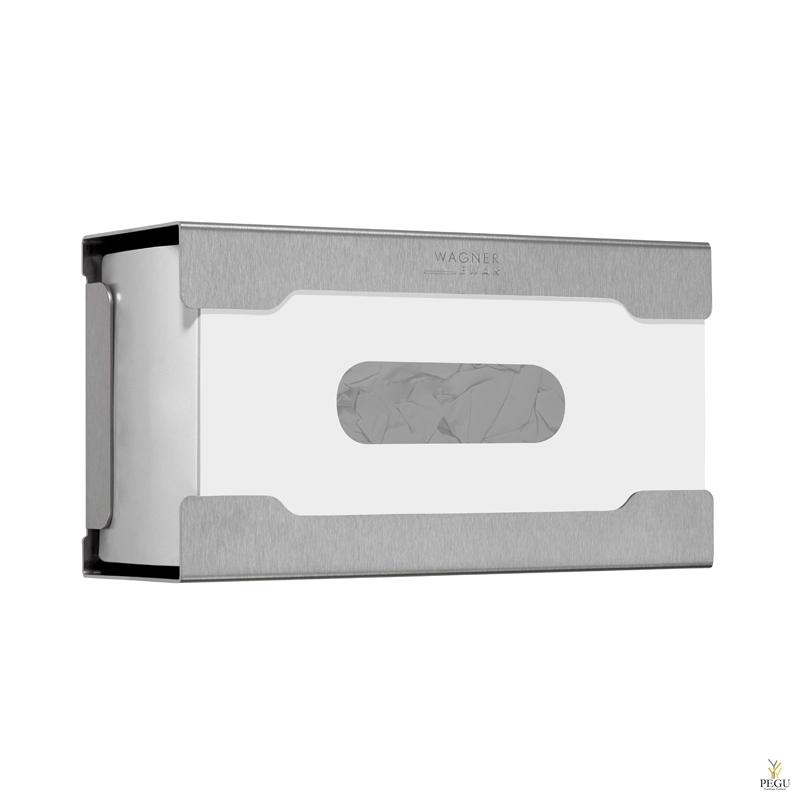 Дозатор для перчаток Wagner Ewar WP123 Н/Р сталь сатин