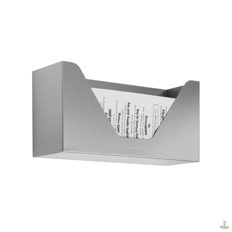 Sanitaarkottide ladustamise konteiner Wagner Ewar R/V teras harjatud