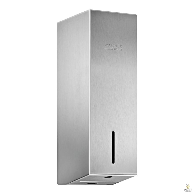 Дозатор для мыла бесконтактный 850ml , Н/Р сталь сатин