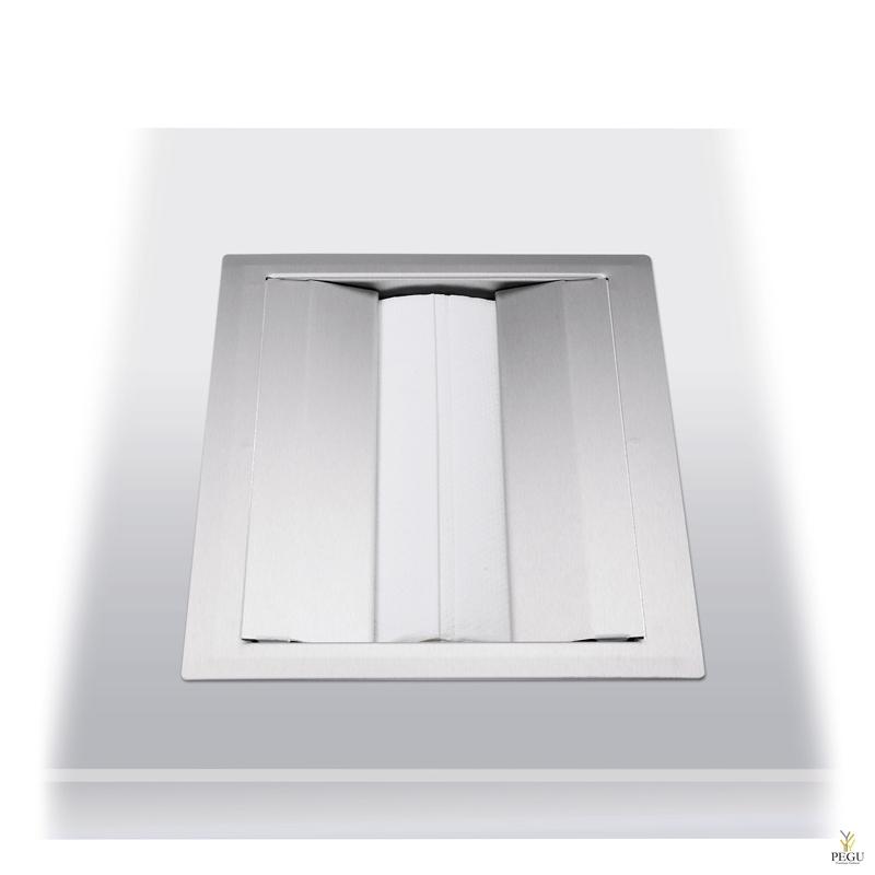 Kätepaberidosaator lauasisene R/V teras, 250 lehte.  satiin