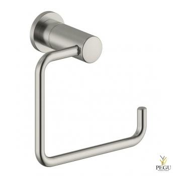 Damixa Silhouet 4830746 tualettpaberi hoidik harjatud teras PVD _toilet_paper_holder_steel.jpg