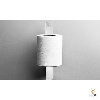WC paberi varurulli hoidja poleeritud roostevaba teras Unidrain Reframe2.jpg