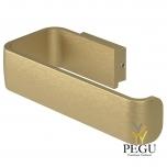 Haceka Aline держатель для туалетной бумаги металл золото