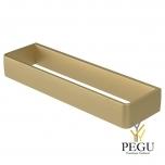 Haceka Aline держатель для банного полотенца металл золото