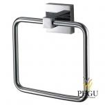 Kosmos Mezzo держатель для банного полотенца, хром