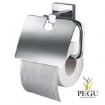 Kosmos Mezzo держатель для туалетной бумаги с клапаном. хром