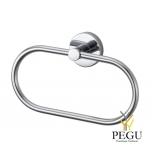 Haceka Kosmos кольцо держатель для банного полотенца, хром