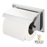 Standard держатель для туалетной бумаги с клапаном , хром