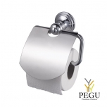 Haceka Allure держатель для туалетной бумаги с клапаном. хром