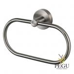 Kosmos кольцо держатель для банного полотенца, сталь