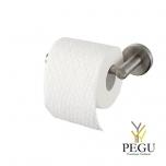 Kosmos держатель для туалетной бумаги прямой, сталь