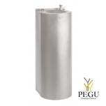 Питьевой фонтан напольный/настенный механический Н/Р сталь  AISI304