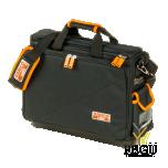 Läptopi ja tööriistade kott Bahco erinevate taskutega 430x150x350mm