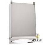 Дозатор для бумажных полотенец, установка в шкаф Bobrick 318, AISI 304 Н/Р сталь