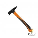 Слесарный молоток ручка из стекловолокна Centro instrument 600g